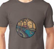 Nature Inspired Circular Design Unisex T-Shirt