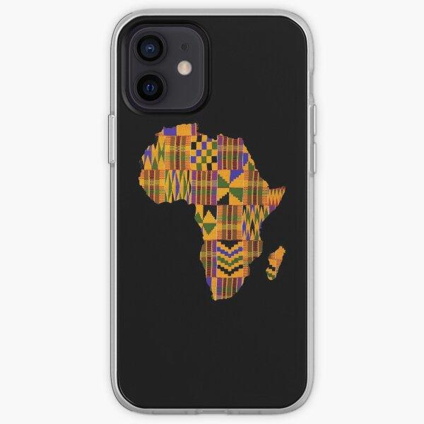 Africa Kente  iPhone Soft Case