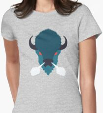 Buffalo by Wylee Sanderson Women's Fitted T-Shirt