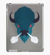 Buffalo von Wylee Sanderson iPad-Hülle & Skin