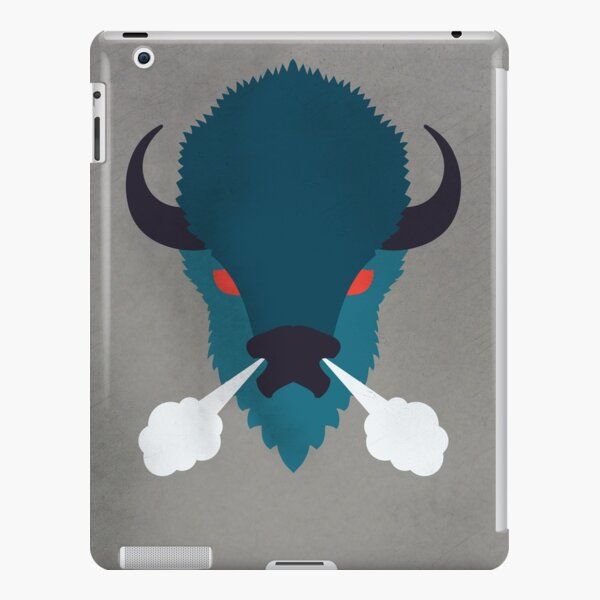 Buffalo by Wylee Sanderson iPad Snap Case