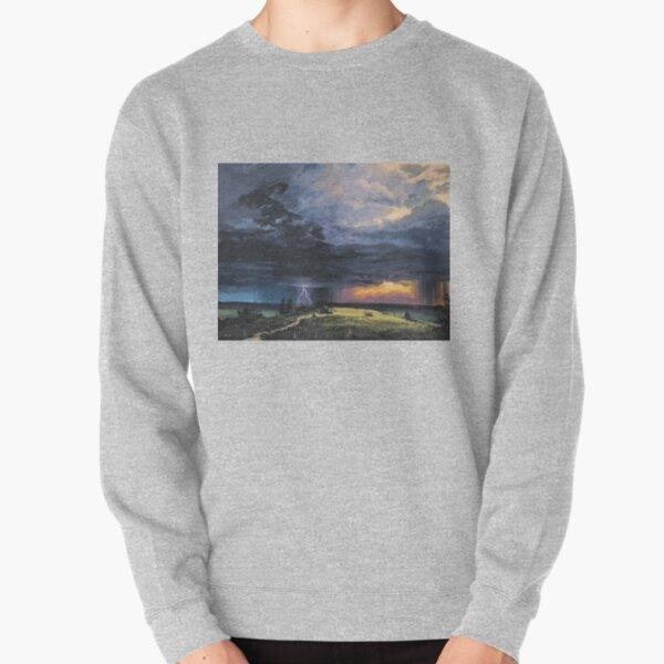 Storm on the horizon Pullover Sweatshirt