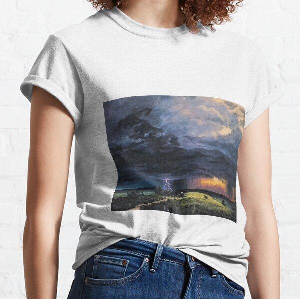 Storm on the horizon Classic T-Shirt