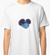 AFRO PUFF PIXIE BLUE Classic T-Shirt