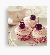 A little cupcake heaven... Canvas Print