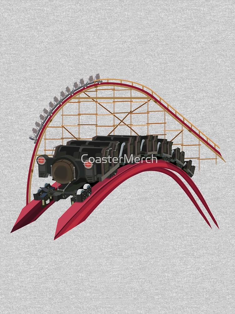 Steel Vengeance Airtime Design by CoasterMerch