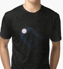 GeoShapes Tri-blend T-Shirt