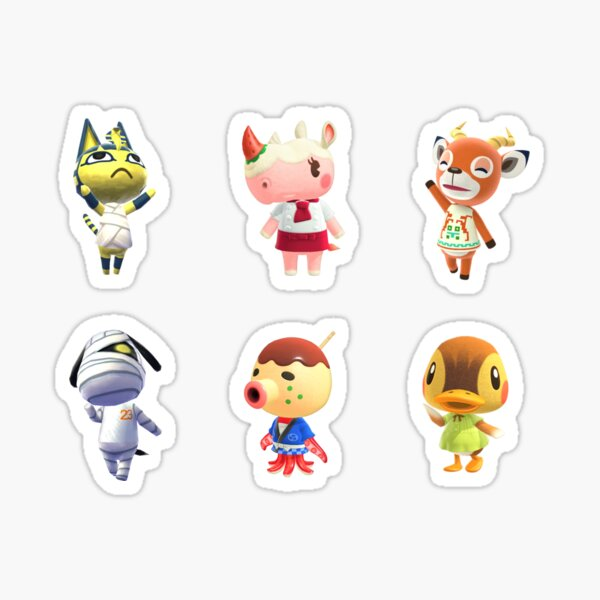 Lucky Animal Crossing Gifts Merchandise Redbubble