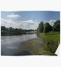 Stonyhurst, Clitheroe, Lancashire,UK Poster