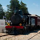 Cockle Train@Goolwa, South Australia II by SusanAdey