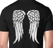 Daryl Dixon Wings - Zombie Unisex T-Shirt