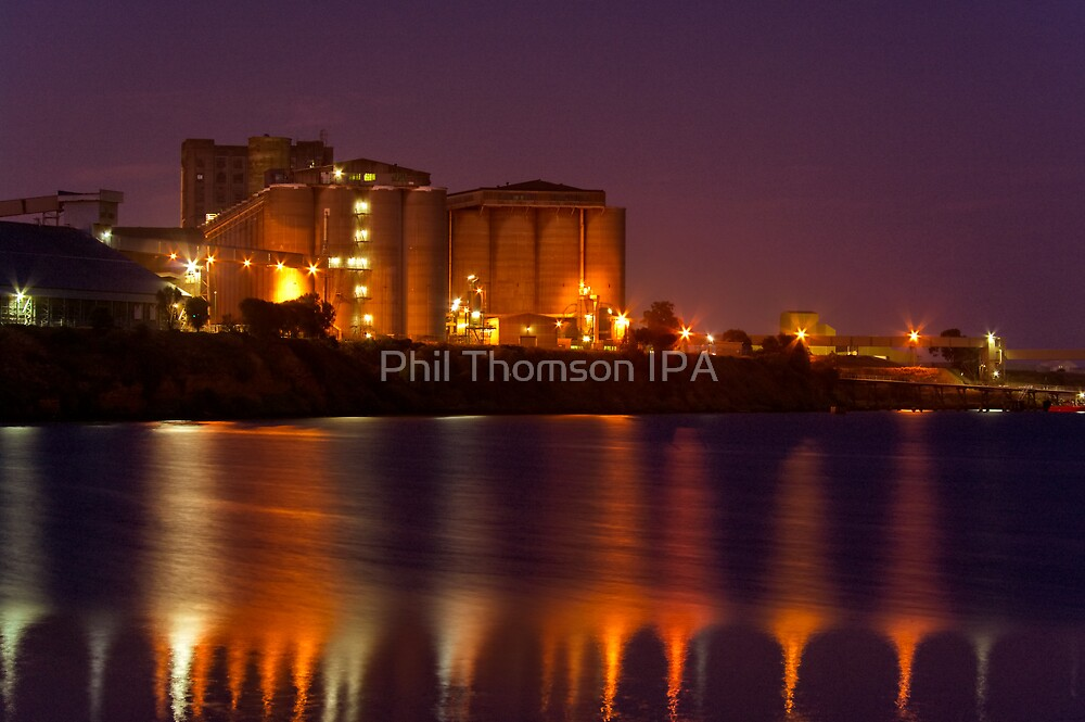 """""""Industrial Reflections"""" by Phil Thomson IPA"""