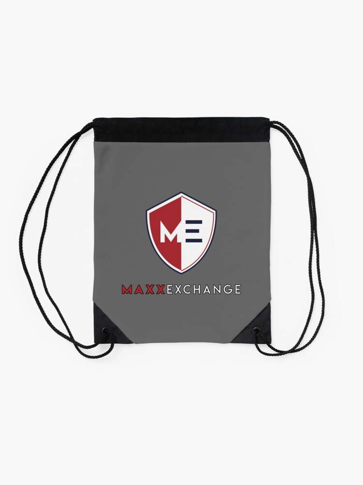 Alternate view of Maxx Exchange, Shield of Honor, American Pride. Drawstring Bag