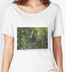 Bull Moose Women's Relaxed Fit T-Shirt