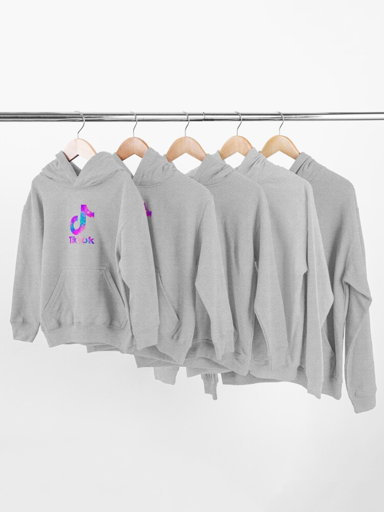 Alternate view of Tiktok Kids Pullover Hoodie