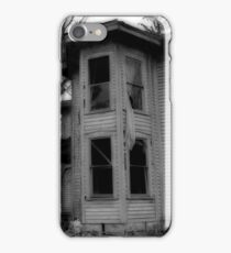 Ghostly Abode iPhone Case/Skin