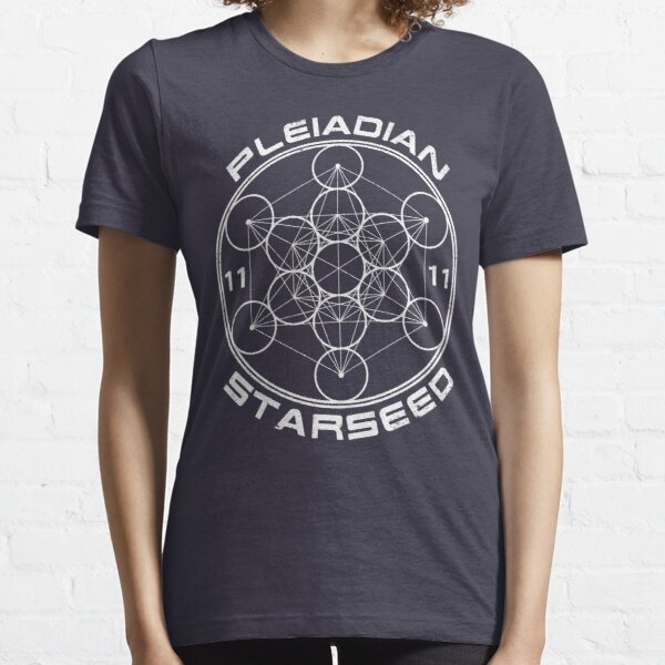 Pleiadian Starseed Sacred Geometry Essential T-Shirt