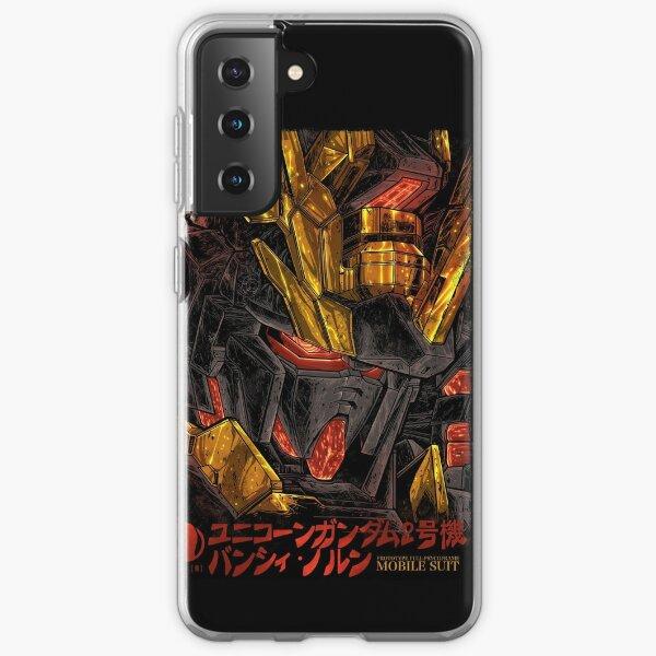 RX-0[N] Unicorn Gundam 02 Banshee Norn Samsung Galaxy Soft Case