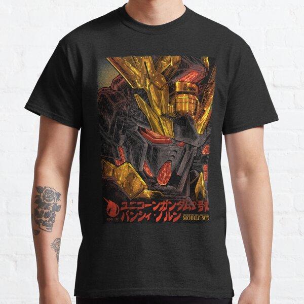 RX-0[N] Unicorn Gundam 02 Banshee Norn Classic T-Shirt