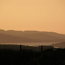 Mellow Evening over Donegal Ireland by mikequigley