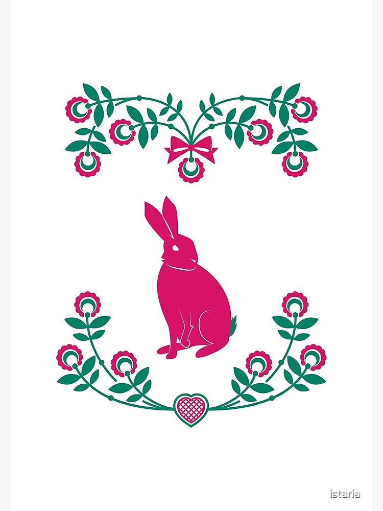 Folk Hare by istaria