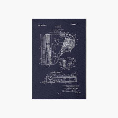 Piano 2 Art Board Print