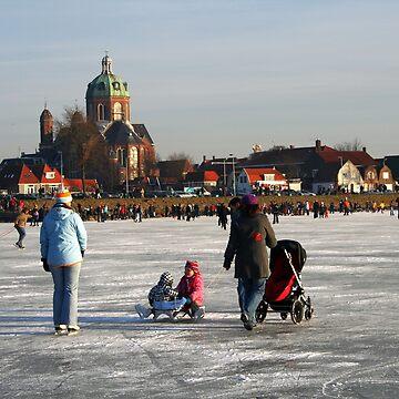 King Winter is Back in Town by Jokus