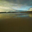 Shetland Winter Sun by Winksy