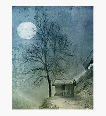 China Moon Photographic Print