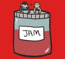 Sherlock, John, and Jam