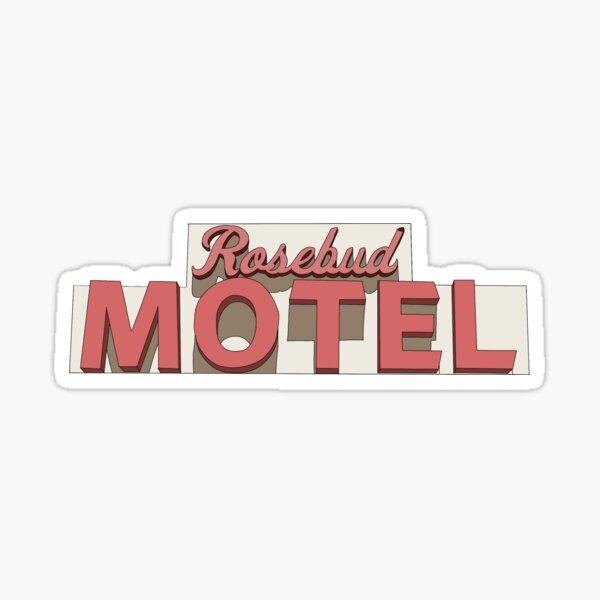 Rosebud Motel - Schitt's Creek Sticker