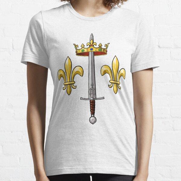 Joan of Arc heraldry Essential T-Shirt