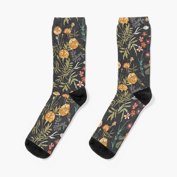 Marigold Love  Socks