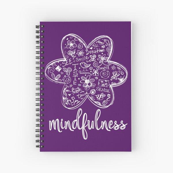 Mindfulness Spiral Notebook