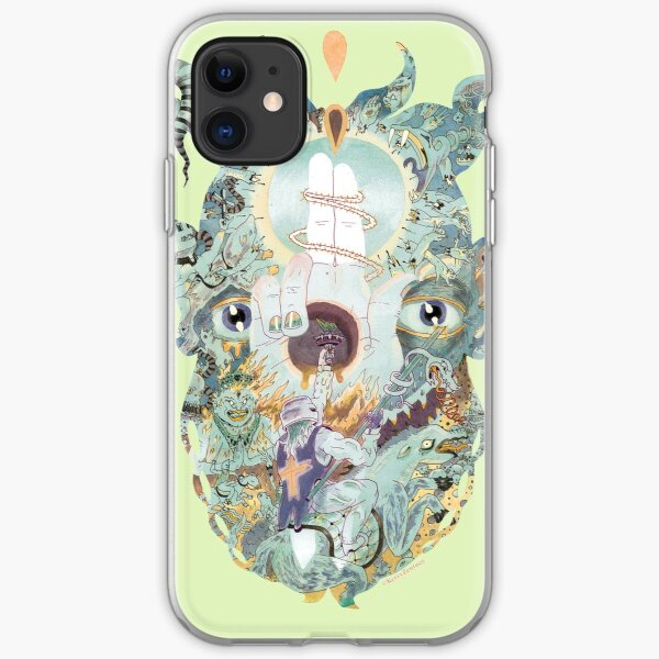 Seagreen Ophiochus iPhone Soft Case