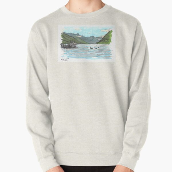 Tour Aotearoa 2020 - Lake Rotoroa Pullover Sweatshirt