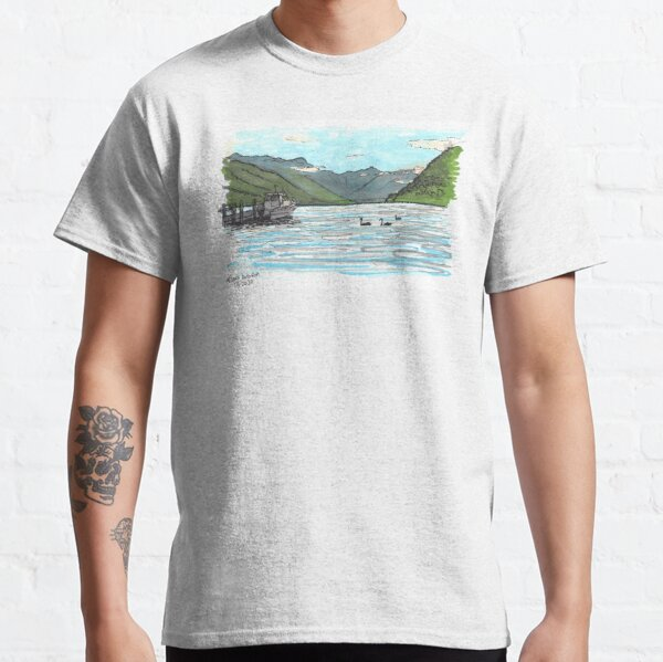 Tour Aotearoa 2020 - Lake Rotoroa Classic T-Shirt