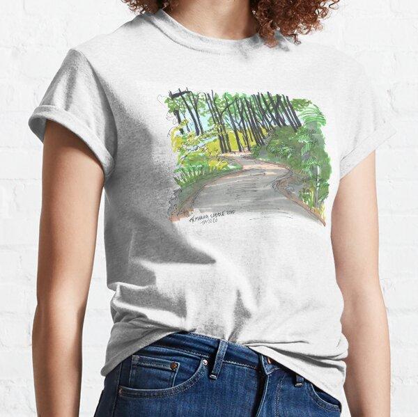 Tour Aotearoa 2020 - Maruia Saddle Road Classic T-Shirt