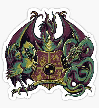 Guardian Forces Sticker