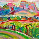 Sedona Hills 2 by Morgan Ralston