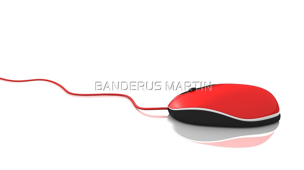 Computer mouse by BANDERUS MARTIN