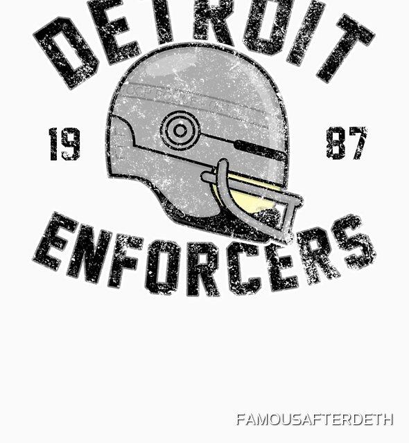 Detroit Enforcers by FAMOUSAFTERDETH