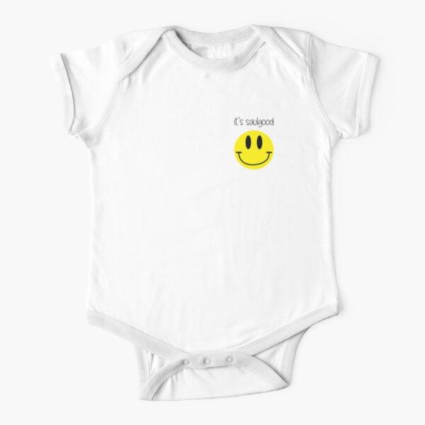 it's saulgood Clothing Company Short Sleeve Baby One-Piece