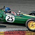 1962 Lotus 25 by Paul Peeters