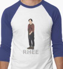 Glenn Rhee Men's Baseball ¾ T-Shirt