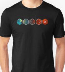 Nodejs HexaSpace Unisex T-Shirt