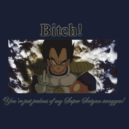 TShirtGifter presents: Super Saiyan Swagger shirt