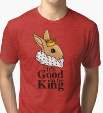It's Good to be King Tri-blend T-Shirt