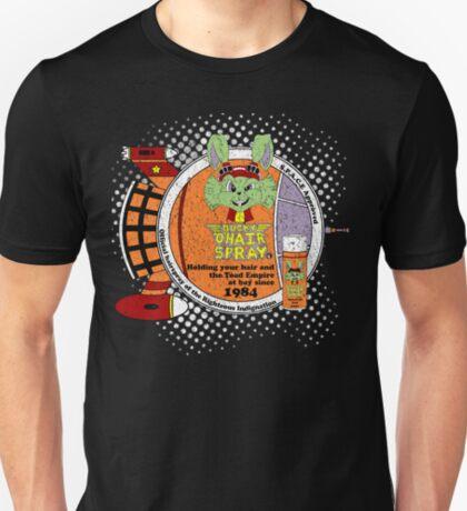 Bucky O'Hair Spray T-Shirt