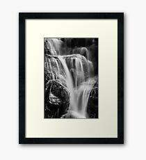 Ramsey Cascades - Great Smoky Mountains National Park, Tennessee Framed Print